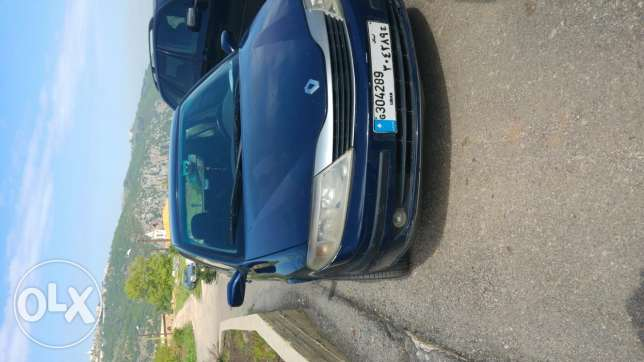 Renault laguna 2003 in a good condition