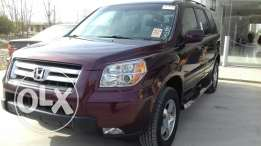 Honda Pilot EXL 7-seats Fulloption leather sunroof