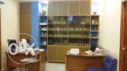 Private clinic fully furnished - Achrafieh facing st. Georges hospital