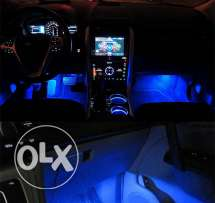 LED car Interior light Decorative Atmosphere Light Lamp