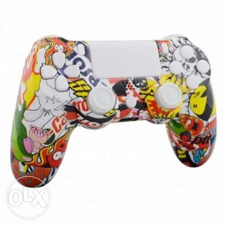 Ps4 custom controller hard case shell