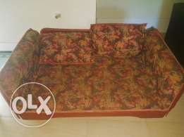 2 Cleann Sofa In Perfect Condition For Sale