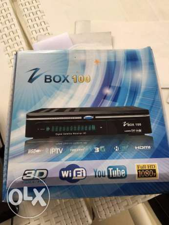 Digital Satellite Receiver HD - Vbox 100
