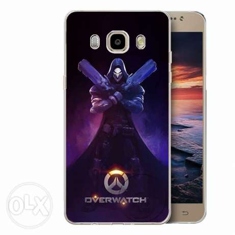 Samsumg S7 Overwatch Hard Phone Case Cover Shell