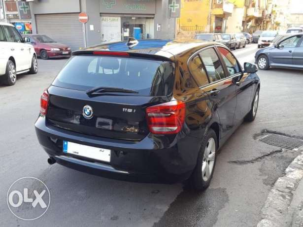 BMW 118 1.6L Twin Turbo Sport Bassoul& Hneine Warranty 0 Accidents أشرفية -  3