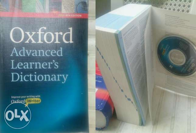 Oxford dictionary Edition 8