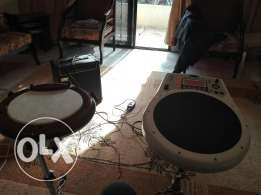 drums roland handsonic