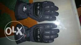 Gloves motorcycle for winter