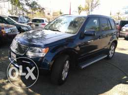 suzuki grand vitara 2010 full option clean carfax 4 cylinder