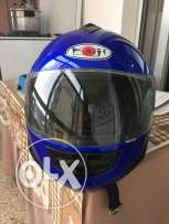 Casque motorcycle koji made in italy