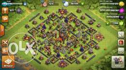 clash of clans townhall 10 max, lvl 140,