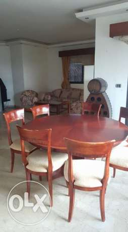 Furnished Apartment in Dbayeh for rent