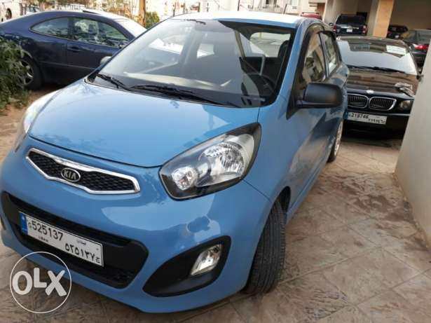 Picanto 2012 full/vitesse super clean