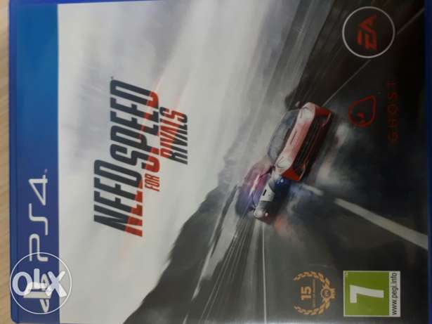 Need for speed rivals on ps4