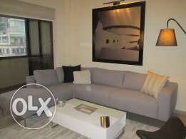 MK796 Furnished flat for rent in Ain El Mreisseh, 80 sqm,3rd Floor