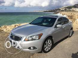 Honda Accord EXL,Mod 2009, fully equipped Excellent Condition !!!
