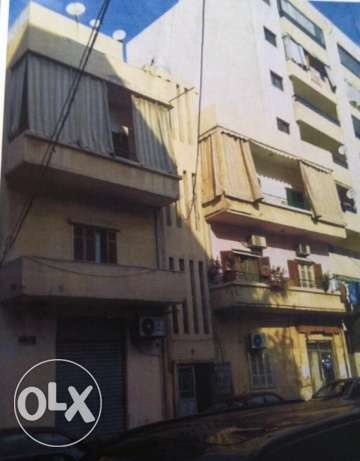 building for rent chiah ain el remaneh