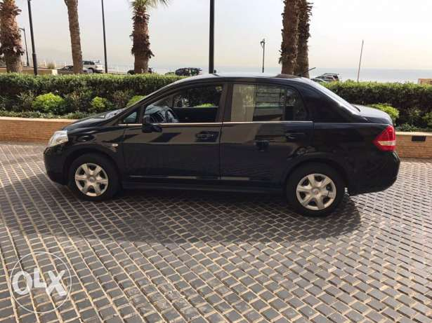 2010 Tiida Sedan Rymco Low mileage