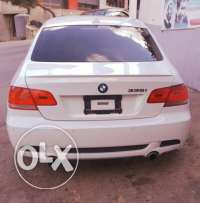 Bmw e92 335i 2008 fol chechi smg basmi farech jeled a7mar orginal berdey khraba look m3 orginal.