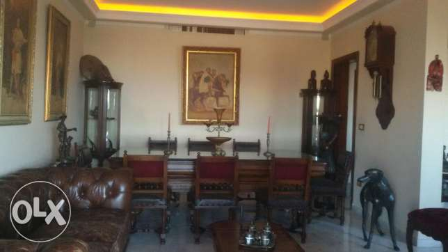 Appartmemt in Doha el Hoss in a quiet area , squarish with views دامور -  6