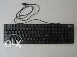 Black Desktop Keyboard
