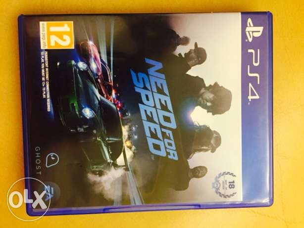 need for speed ps4 game بعبدا -  1