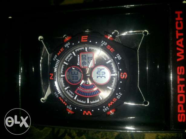 Xergy sports watch for sale
