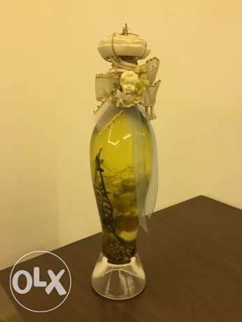 decorative bottle مصيطبة -  1