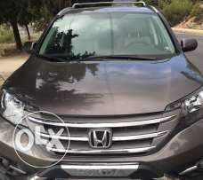 Honda CRV 2012 exl super clean