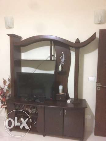 used furniture but in a good condition