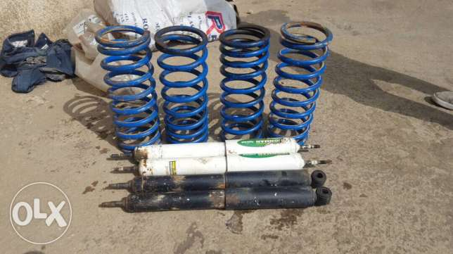 suspension iron man 2.5 lift arb in very good condition