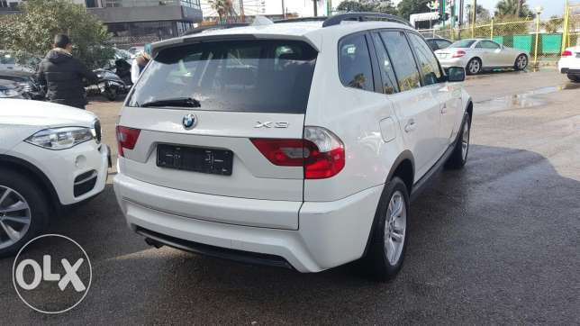 Bmw X3 3.0si full options M package 2006 super clean تقسيط عبر البنك
