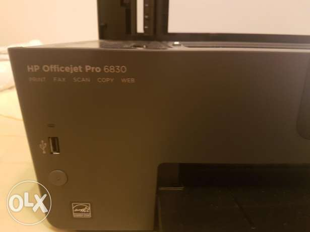 HP All in one Office JET PRO 6830