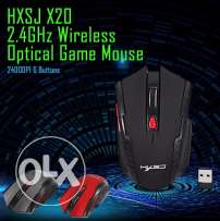 Mini Professional Wireless Gaming Mouse