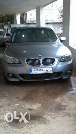 Bmw 525 sport backage حمانا -  1