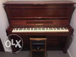 K.Kawai Piano good condition whatsapp only
