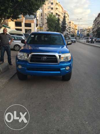 toyota tocoma for sale المرفأ -  1