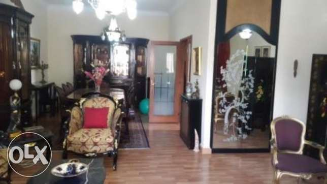 Furnished Apartment for sale Achrafieh Geitaoui