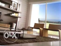 Apartments for sale in Lebanon, Jamhour, 134 sqm with 45 sqm garden.