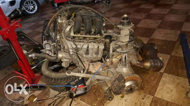 Porsche Boxster 987 Engine Fits from 2005 till 2008 block only
