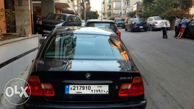 Bmw new boy e46 بعبدا -  1