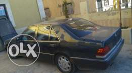 Mercedes s 400 .year 1991. Enkad. Very good condition
