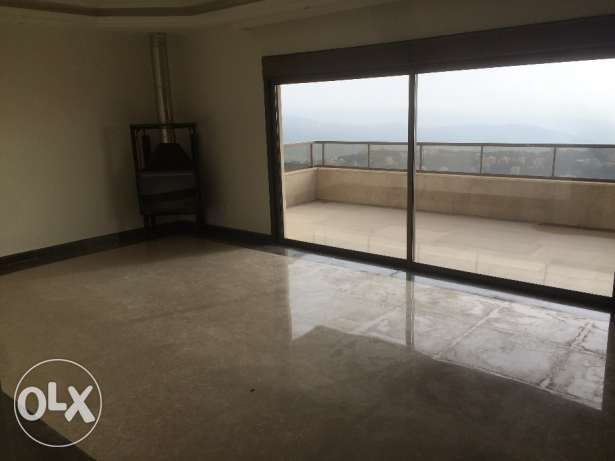 230 sqm Apartment in Dahr Sowan for rent (Panoramic view)