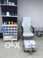 Gents salon full equipments for sale