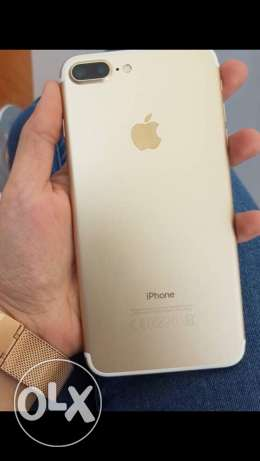 iphone 7 plus 128 gb gold warranty