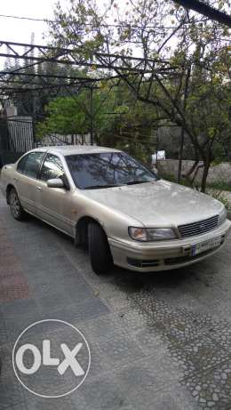 Nissan maxima model 1996 for sale