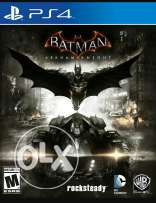 batman arckam ps4