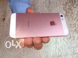 iPhone 5 16gb pink color
