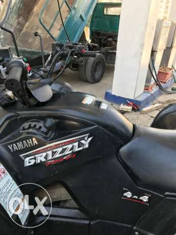 Yamaha grizzly زغرتا -  2