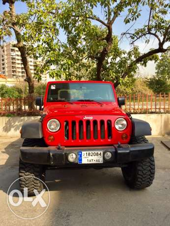 Jeep Wrangler 2 door 2012